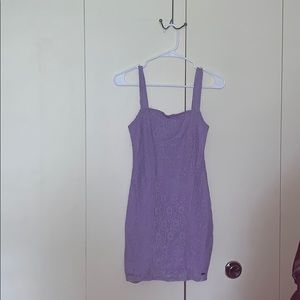 Hollister Lace Dress Size XS Pre owned